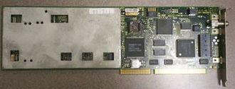 WaveLAN - Full-size NCR ISA WaveLAN 915MHz card