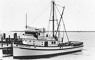 USS <i>Waxbill</i> (AMc-15)