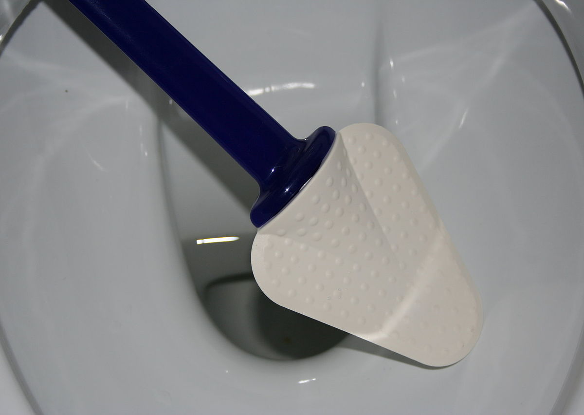 Brosse de toilettes wikip dia - Brosse wc silicone ...