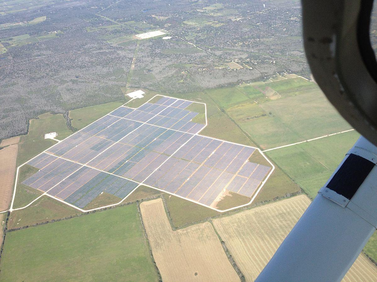 Webberville Solar Farm Wikipedia
