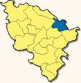 Weichering - Lage im Landkreis.png