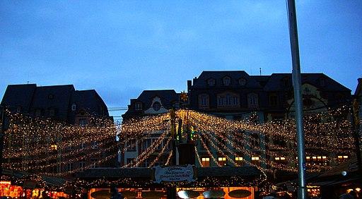 Weihnachtsmarkt 2009 - panoramio