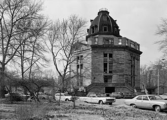 The Octagon (Roosevelt Island) - Image: Welfare Island Insane Asylum EAST SIDE HABS NY,31 WELFI,6 1