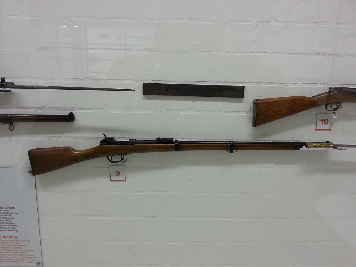 Opposition >> German military rifles - Wikipedia