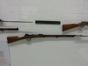 German military rifles - Werder rifle