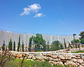 West Bank separation barrier at Bethlehem.jpg