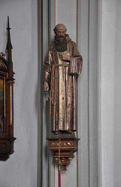 File:Westerheim (Günz) Pfarrkirche Hl Konrad von Parzham.jpg