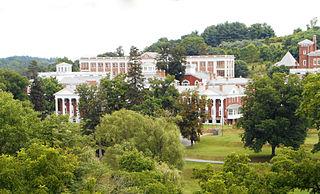 Western State Hospital (Virginia) Hospital in Virginia, United States