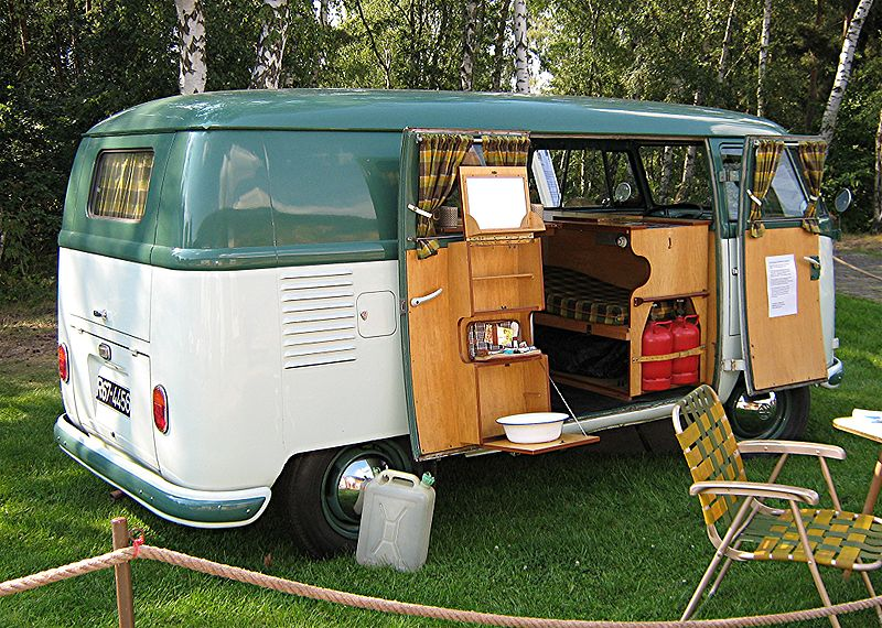 Building Your Own Camper Van: What You Need To Know