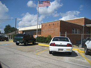 Westwego, Louisiana - Westwego Post Office