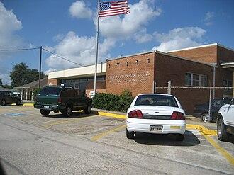 Westwego, Louisiana - Westwego Post Office
