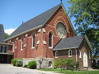 Wexford, Toronto - Wexford Heights United Church in Wexford