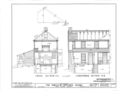 Wheeler-Beecher House, Amity Road, Bethany, New Haven County, CT HABS CONN,5-BETH,1- (sheet 9 of 25).png