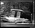 Wheelhouse from the Sydney ferry GREYCLIFFE at Bradleys Head, November 1927 (8064688988).jpg