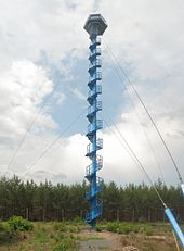Korkeasaari Island Lookout Tower   CONTEMPORIST