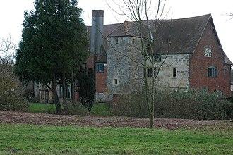 Apperley - Wightfield Manor house