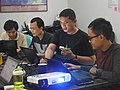 WikiLatih 1.0 (Wikipedia writing training session for beginner), Jakarta; May 2016 (14).jpg