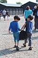 Wiki Loves Monuments 2014 in Israel Tour of Atlit Former Detainee Camp IMG 2438.JPG