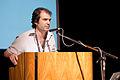 Wikimania 2009 - Patricio Lorente - Closing Ceremony.jpg