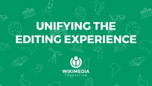 Wikimania 2017 - Unifying editing and visual diffs.pdf