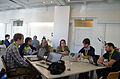 Wikimedia Conference - Pre-Conference - Tools rotation 02.JPG