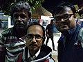 Wikimedians Returning From Wiki Explores Purulia.jpg