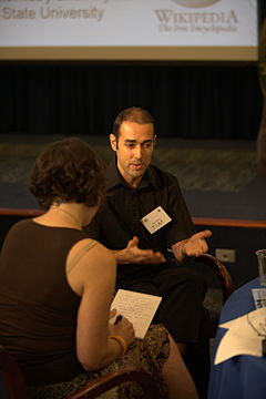 Wikipedia-academy-2009-nih-tim-interview