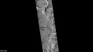 Quenisset (crater) - Image: Wikiquenisset