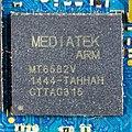 Wiko Rainbow 4G - main printed circuit board - Mediatek MT6582V-8620.jpg
