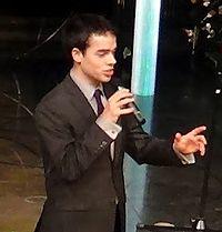Will Beech in concert, June 2012.jpg