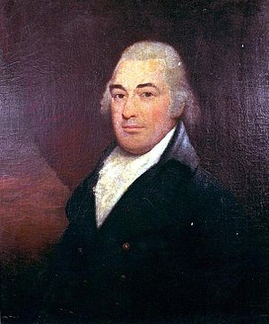 William Jones (statesman) - Image: William Jones