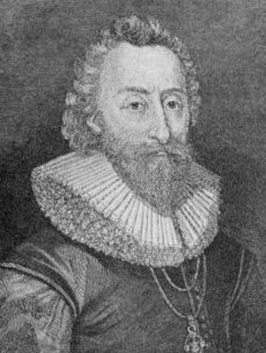 William Alexander, 1st Earl of Stirling - William Alexander, 1st Earl of Stirling