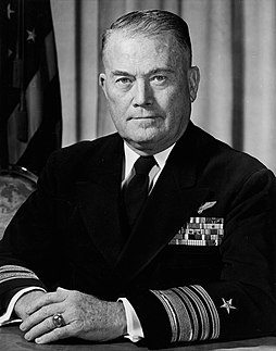 William Raborn United States admiral