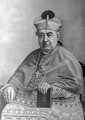 Roman Catholic Diocese of Scranton - William O'Hara, 1893