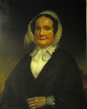 Francis B. Spinola - Portrait of Mrs. Eliza Spinola, mother of Gen. Spinola, commissioned to William Sidney Mount by her son in 1853