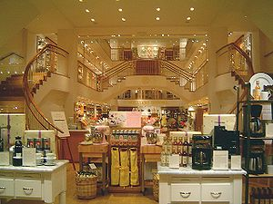 Williams-Sonoma's primary and West Coast flagship store on San Francisco's Union Square.
