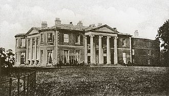 Willingham House - Willingham House, North Willingham (Nr. Market Rasen), Lincolnshire