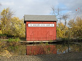 Windsor Locks Canal Company by Elias Friedman.JPG