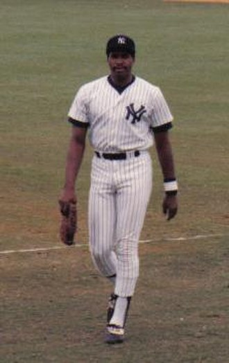 Dave Winfield - Winfield in 1983 Spring training.
