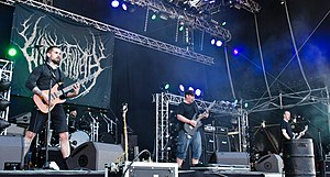Winterfylleth (band) - Winterfylleth live at Party.San Open Air 2015