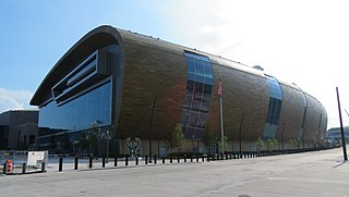 Fiserv Forum Indoor arena in downtown Milwaukee, Wisconsin