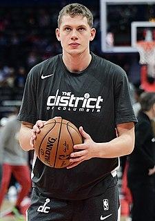 Moritz Wagner (basketball) German basketball player