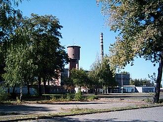1 Maja Coal Mine - Coal Mine after closed in 2007