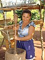 Woman Grinding Coffee - Near Viñales - Cuba (5289798344).jpg
