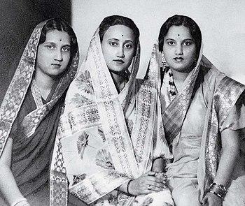 Women in Sarees
