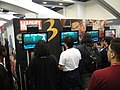 WonderCon 2011 - Marvel vs Capcom 3 demos at the Capcom booth (5580819185).jpg