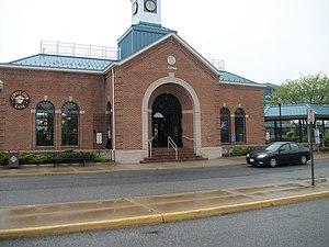 Woodbridge Station Virginia Wikipedia