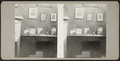 Writing desk in 640 Lexington Ave, New York, from Robert N. Dennis collection of stereoscopic views.png