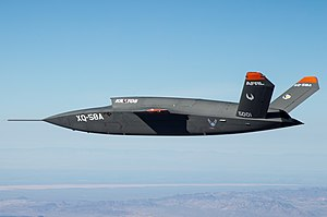 XQ-58A Valkyrie demonstrator first flight.jpg