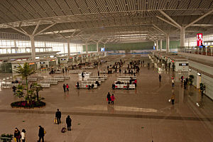 Xi'an North Railway Station inside.jpg
